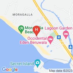 Map RIVERINA HOTEL