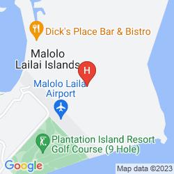 Map MUSKET COVE ISLAND RESORT