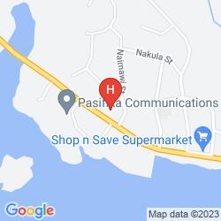 Map NOVOTEL SUVA LAMI BAY