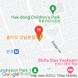 Map YOUNG DONG