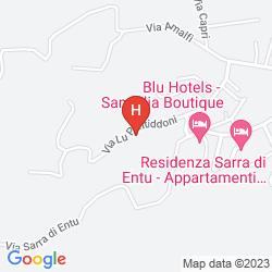 Map SANDALIA BOUTIQUE