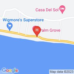 Map PALM GROVE