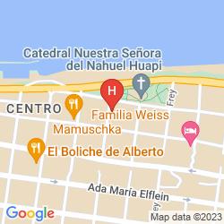 Map CRANS MONTANA