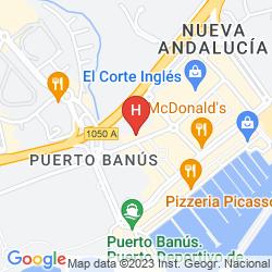 Map PYR MARBELLA