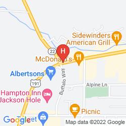 Map DAYS INN