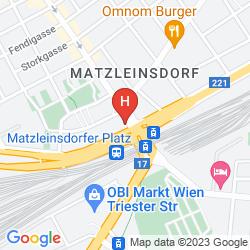 Map ALLEGRO VIENNA CITY