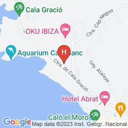 Map APARTAMENTOS EL COTO