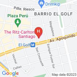 Map RITZ CARLTON