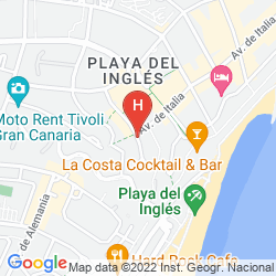 Map APARTAMENTOS AMAZONAS