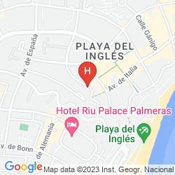 Map APARTAMENTOS DOROTEA