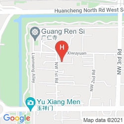 Map SOFITEL XIAN ON RENMIN SQUARE