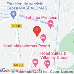 Map DUNAS PALMERAL OASIS