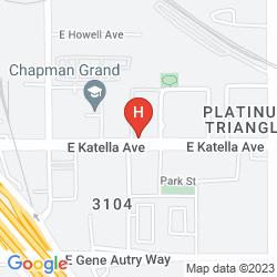 Map THE KATELLA PALMS