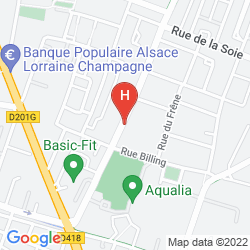 Map BEAUSEJOUR