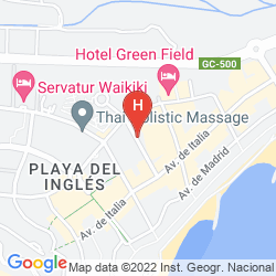 Map ABORA BUENAVENTURA BY LOPESAN HOTELS