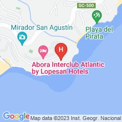 Map SUNSUITES CAROLINA