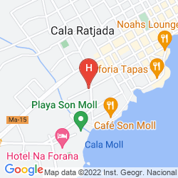 Map BELLAVISTA HOTEL & SPA