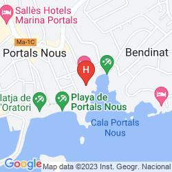 Map AGUAMARINA