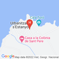 Map NATURPLAYA