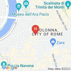Map IL CAMPO MARZIO