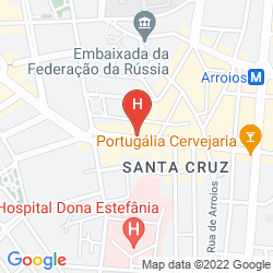 Map DINYA LISBON