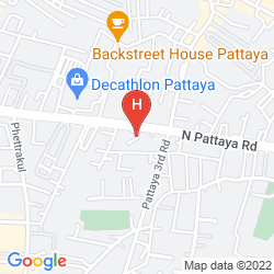 Map MANTRA PURA RESORT & SPA