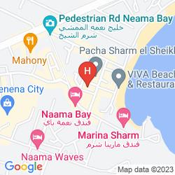 Map CAMEL DIVE CLUB & HOTEL