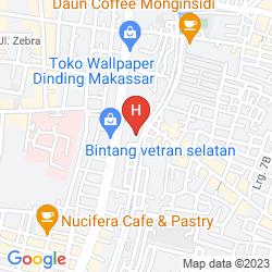 Map SAHID JAYA