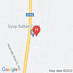 Map VERA