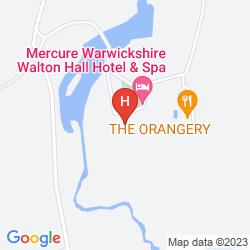 Map WALTON
