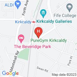 Map BEVERIDGE PARK HOTEL