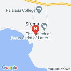 Map COCONUTS BEACH CLUB RESORT & SPA