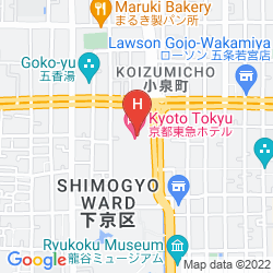 Map TOKYU