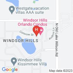 Map WINDSOR HILLS