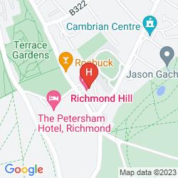 Map RICHMOND HILL