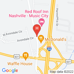 Map QUALITY INN AND SUITES