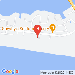 Map BEST WESTERN FORT WALTON BEACH