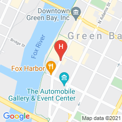 Map QUALITY INN AND SUITES DOWNTOWN