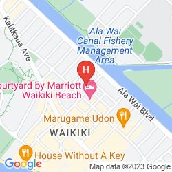 Map SURFJACK HOTEL & SWIM CLUB