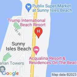 Map TRUMP INTERNATIONAL SONESTA BE
