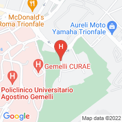 Map EXCEL ROMA MONTEMARIO
