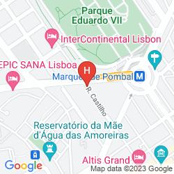 Map VIP EXECUTIVE DIPLOMATICO