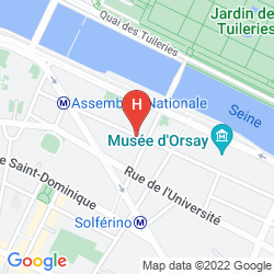 Map D'ORSAY