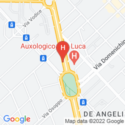 Map HOTEL ASTORIA, SURE COLLECTION BY BEST WESTERN