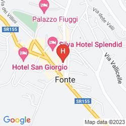 Map RELAIS LE FELCI