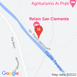 Map RELAIS SAN CLEMENTE