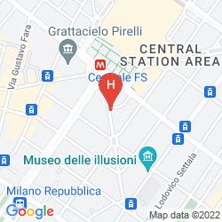 Map C-HOTELS ATLANTIC