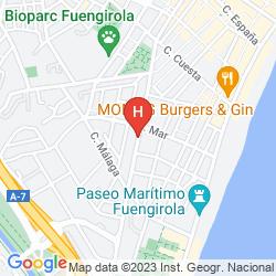 Map ACUARIUM