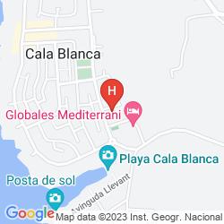 Map VISTA PLAYA I