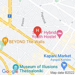 Map EGNATIA